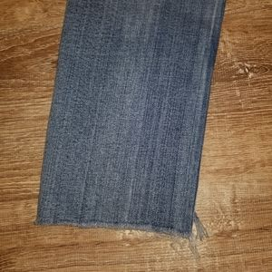 Current/Elliott Jeans - Current Elliot The Crossover Straight Leg Jeans 27